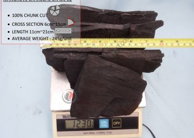 Mangrove Charcoal Suppliers B2 Grade