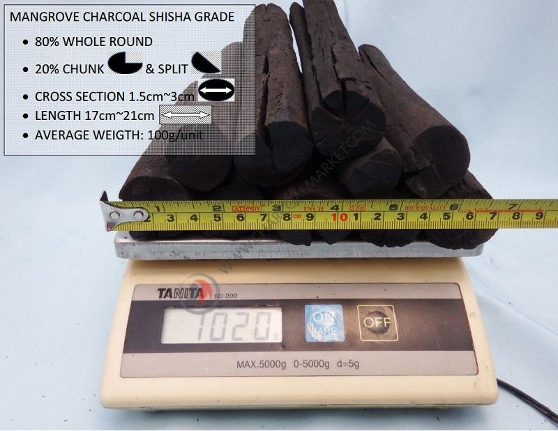 Natural Shisha Charcoal Suppliers