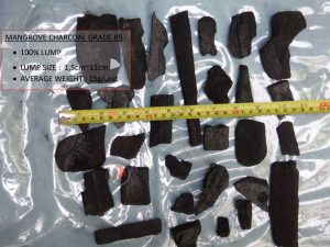 Mangrove Charcoal B5 Grade