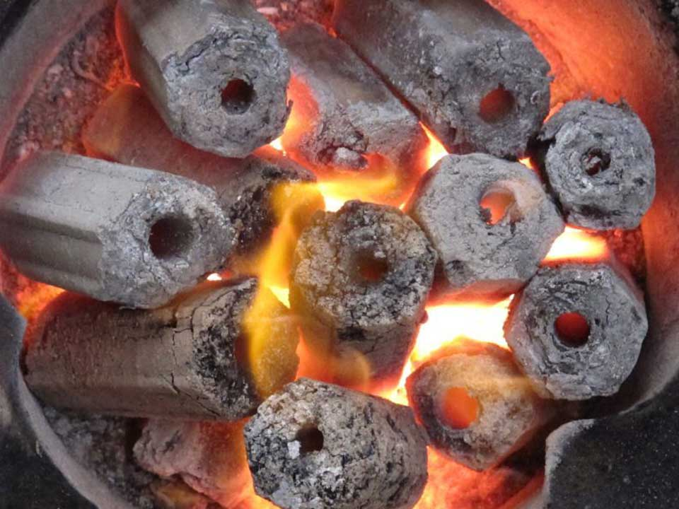 Charcoal Briquettes for Barbecue