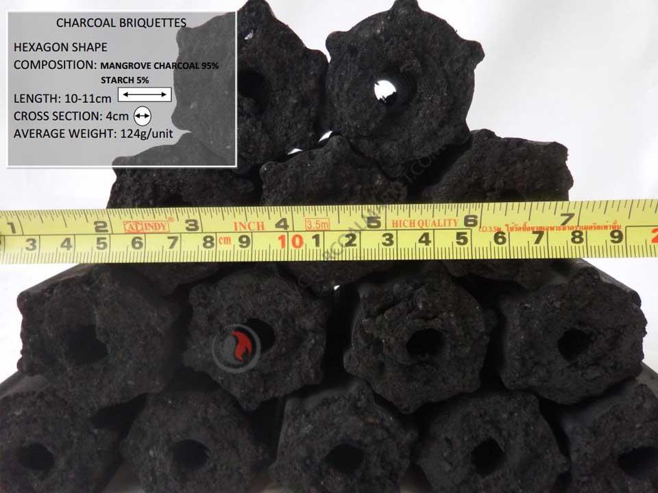 Charcoal Briquettes exporter