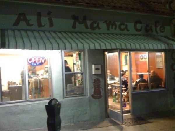 Ali Mama Cafe Los Angeles