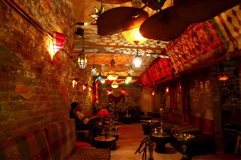 La Sultana Cafe New York